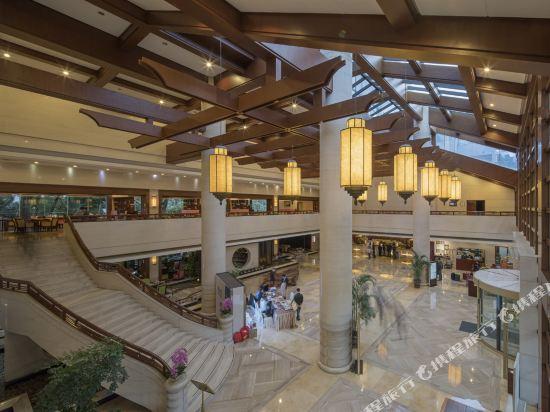 蝶來浙江賓館(Deefly Zhejiang Hotel)公共區域