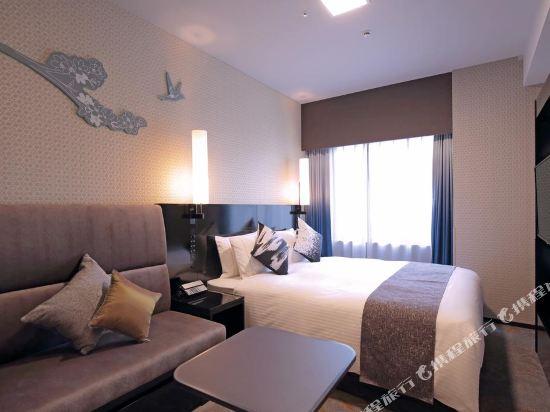京都四條皇家花園酒店(2018年4月新開業)(The Royal Park Hotel Kyoto Shijo(New Open))標準大床房