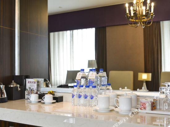 北京長白山國際酒店(Changbaishan International Hotel)行政套間