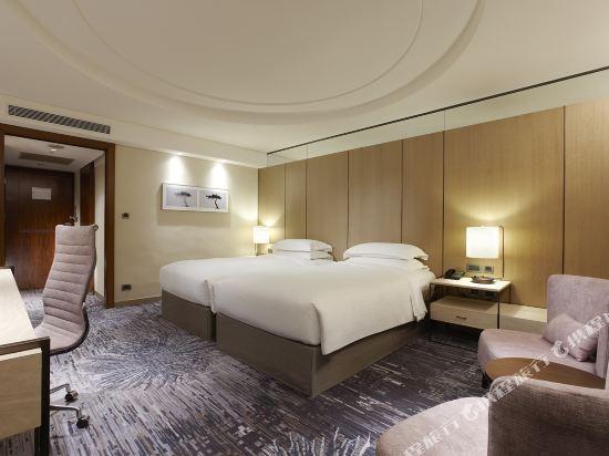 台北喜來登大飯店(Sheraton Grand Taipei Hotel)行政樓豪華客房