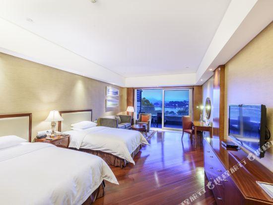 千島湖綠城度假酒店(1000 Island Lake Greentown Resort Hotel)3號樓都市森林