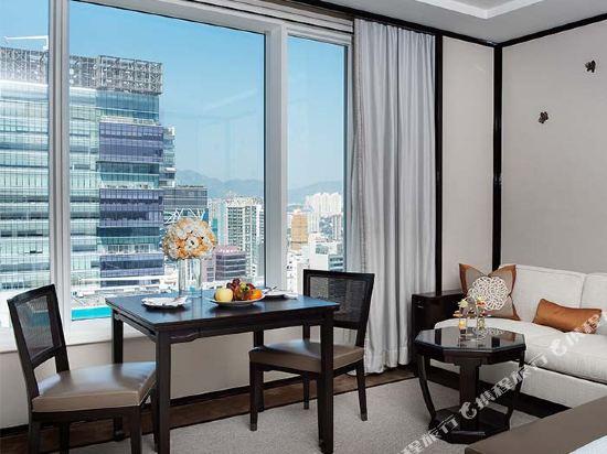 香港半島酒店(The Peninsula Hong Kong)特級豪華客房