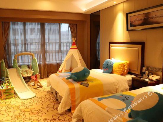 碧桂園空港鳳凰酒店(廣州新白雲機場店)(Country Garden Airport Phoenix Hotel (Guangzhou Baiyun Airport))親子房
