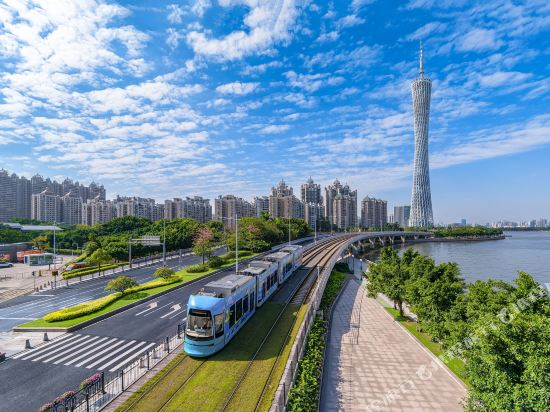 SA漢谷藝術主題公寓(廣州珠江新城店)(SAHangu Art Themed Apartment)周邊圖片
