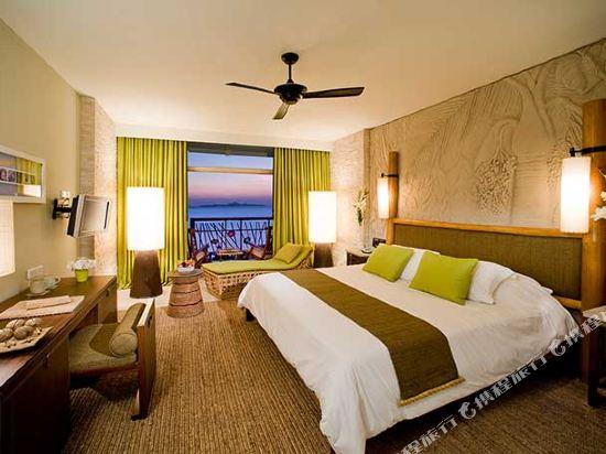 盛泰瀾幻影海灘度假村(Centara Grand Mirage Beach Resort Pattaya)尊貴豪華面海房
