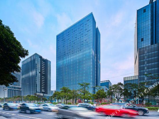 星倫國際公寓(廣州琶洲會展中心店)(Xinglun International Apartment (Guangzhou Pazhou Exhibition Center))外觀