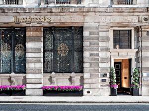 倫敦萬豪斯萊德尼德勒斯精選紀念酒店(Threadneedles Autograph Collection London)