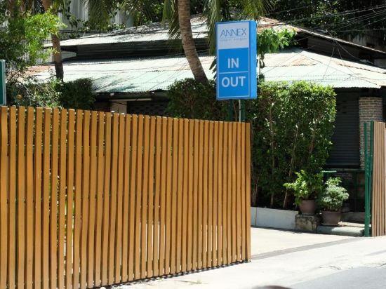 曼谷安尼克斯隆比尼酒店(Annex Lumpini Bangkok)外觀