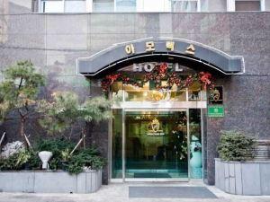 首爾艾默瑞克酒店(Amourex Hotel Seoul)