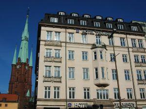 斯德哥爾摩總站酒店(Hotel Terminus Stockholm)