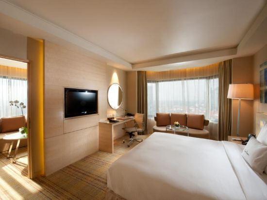 吉隆坡希爾頓逸林酒店(DoubleTree by Hilton Hotel Kuala Lumpur)1 King Bed Deluxe Suite