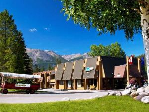 賈斯珀馬默特旅舍(Marmot Lodge Jasper)
