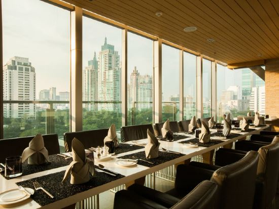 曼谷斯瓦特爾酒店(Sivatel Bangkok)餐廳