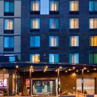 萬豪紐約皇后區/昆斯博羅橋萬豪費爾菲爾德酒店酒店預訂