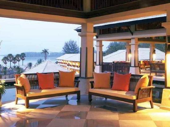 普吉島萬豪奈陽海灘水療度假村(Phuket Marriott Resort and Spa, Nai Yang Beach)公共區域