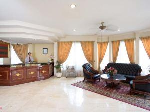日惹英達帕里斯酒店(Hotel Indah Palace Yogyakarta)