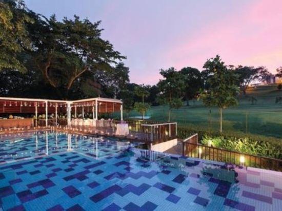新加坡悅樂樟宜酒店(Village Hotel Changi by Far East Hospitality)室外游泳池