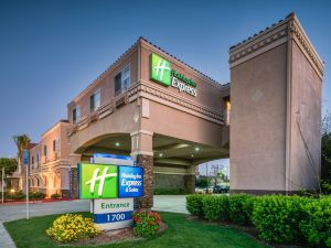 聖克拉拉智選假日酒店(Holiday Inn Express Hotel & Suites Santa Clara)