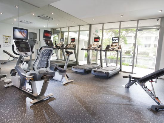 新加坡帝盛酒店(Dorsett Singapore)健身房