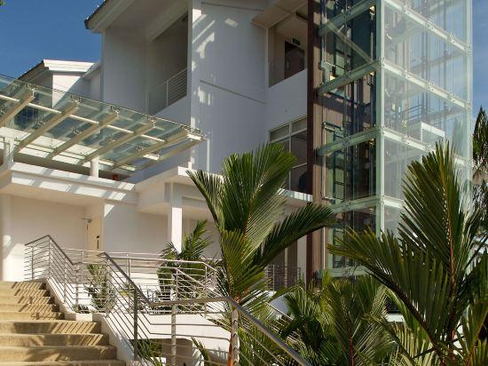 新加坡聖淘沙安曼納聖殿度假酒店(Amara Sanctuary Resort Sentosa)外觀