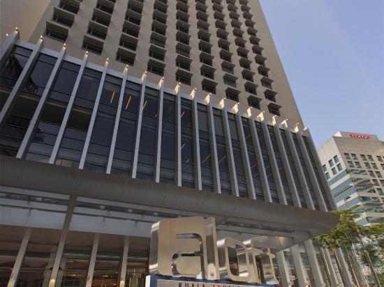 吉隆坡中環廣場雅樂軒酒店(Aloft Kuala Lumpur Sentral)外觀