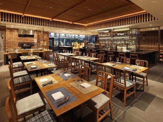 東京新宿格拉斯麗酒店(Hotel Gracery Shinjuku Tokyo)餐廳