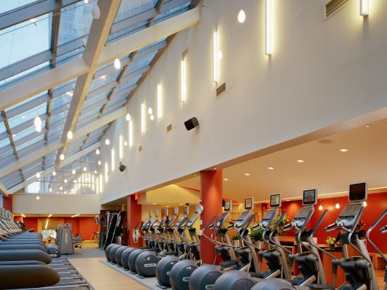 紐約市中心希爾頓酒店(New York Hilton Midtown)健身房