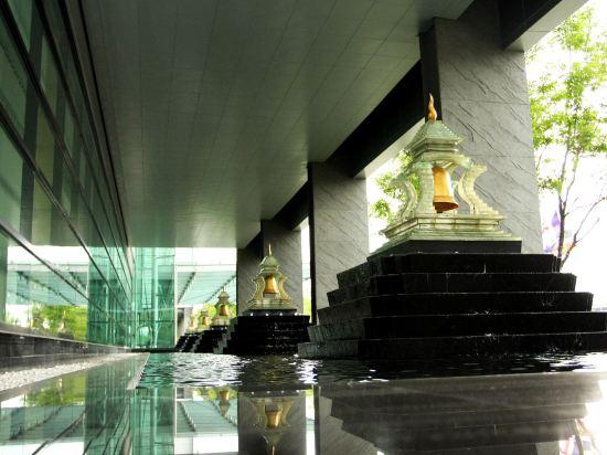 曼谷素萬那普機場諾富特酒店(Novotel Bangkok Suvarnabhumi Airport)公共區域