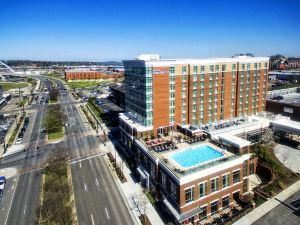 納什維爾市中心/會議中心希爾頓花園酒店(Hilton Garden Inn Nashville Downtown/Convention Center)