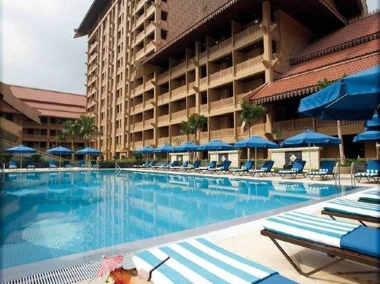 吉隆坡皇家朱蘭酒店(Royale Chulan Kuala Lumpur)室外游泳池