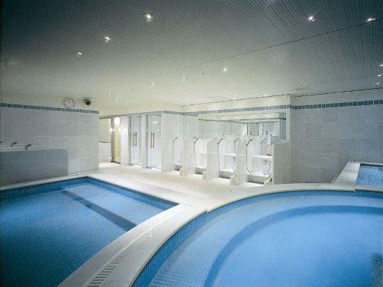 福岡君悅酒店(Grand Hyatt Fukuoka)室內游泳池