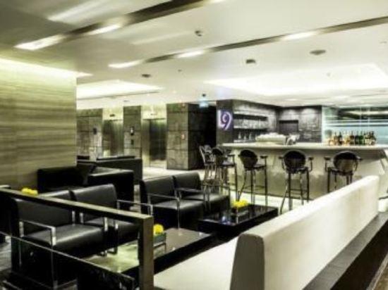 曼谷素坤逸假日酒店(Holiday Inn Bangkok Sukhumvit)公共區域