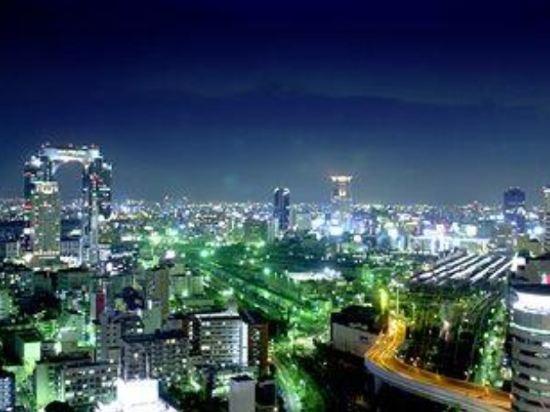 大阪阪神酒店(Hotel Hanshin Osaka)眺望遠景