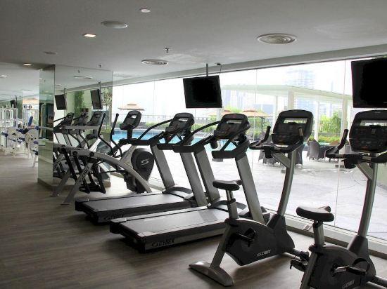 吉隆坡雙威太子大酒店(Sunway Putra Hotel, Kuala Lumpur)健身房
