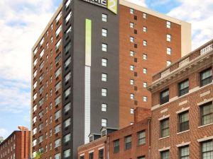 巴爾的摩市中心希爾頓惠庭套房酒店(Home2 Suites by Hilton Baltimore Downtown)