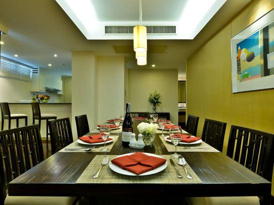 璀璨專享服務公寓(Abloom Exclusive Serviced Apartments)餐廳