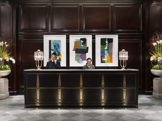 温哥華瑰麗酒店(Rosewood Hotel Georgia)公共區域