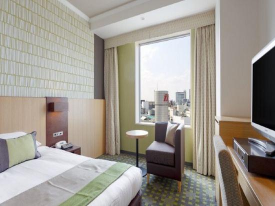 東京東急澀谷卓越大飯店(Shibuya Excel Hotel Tokyu Tokyo)標準單人房
