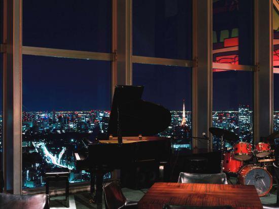 東京柏悅酒店(Park Hyatt Tokyo)酒吧