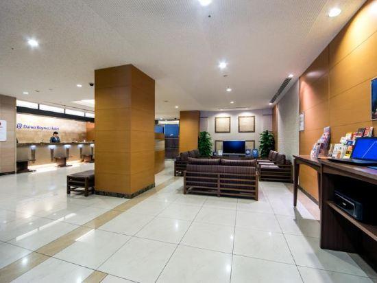 博多祗園大和ROYNET酒店(Daiwa Roynet Hotel Hakata Gion Fukuoka)雙床房