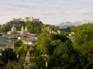 薩爾茨堡喜來登大酒店(Sheraton Grand Salzburg)