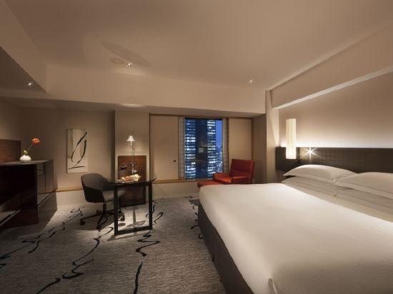 東京希爾頓酒店(Hilton Tokyo)【行政大廳特典】行政大床房