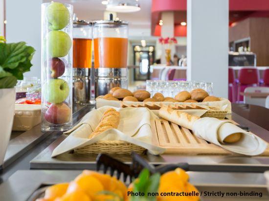 吉隆坡宜必思尚品弗拉斯爾商務園酒店(Ibis Styles Kuala Lumpur Fraser Business Park)餐廳