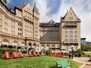 費爾蒙麥克唐納酒店(The Fairmont Hotel Macdonald)