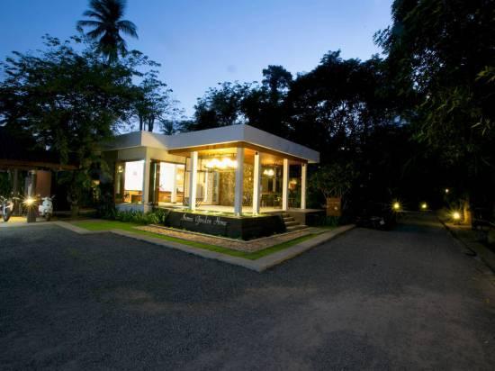 薩姆花園之家海濱大別墅