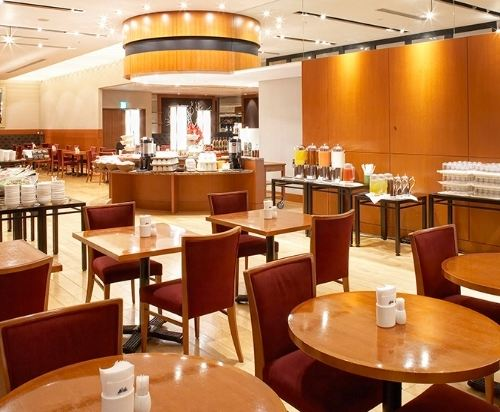 京阪環球塔酒店(Hotel Keihan Universal Tower)餐廳