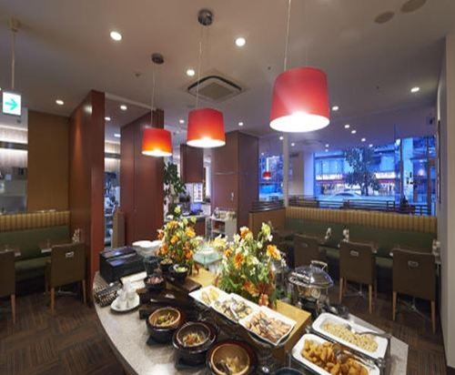 東新宿燦路都大飯店(Hotel Sunroute Higashi Shinjuku)餐廳
