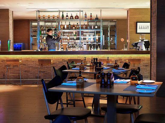 新山希爾頓逸林酒店(Doubletree by Hilton Johor Bahru)酒吧
