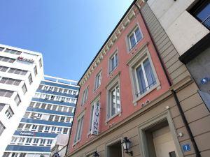 巴塞爾城市客棧酒店
