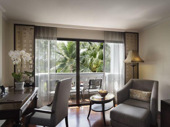 曼谷河畔安納塔拉度假酒店(Anantara Riverside Bangkok Resort)豪華房